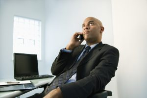 on-hold messaging service